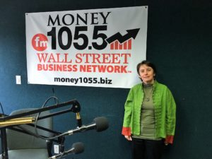 Talking about real estate on Real Life Lending radio show.