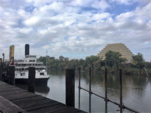 Picture break in Old Sacramento