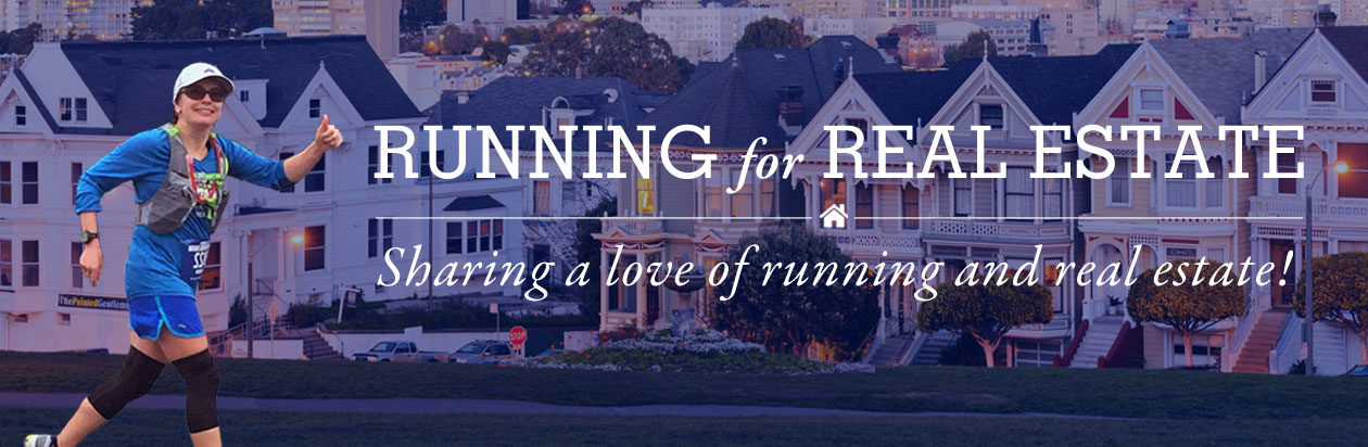 RUNNING for REAL ESTATE!
